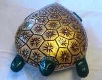 Floating Turtle Statue