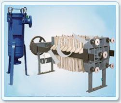 Filter Press  Electro Mechanical Plate Shiftin