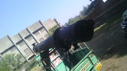 Industrial HDPE Separator