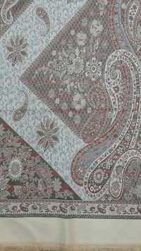 Embroidered Sulzer Shawl