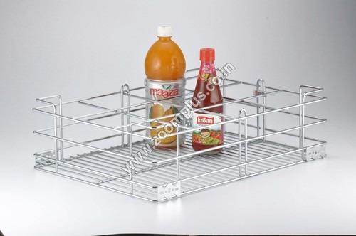Stainless Steel Bottle Basket