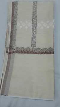 White Lace Bridal Shawl