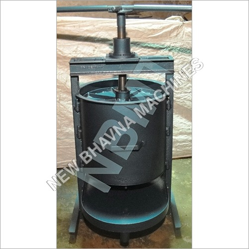 Cassava De Watering Screw Press
