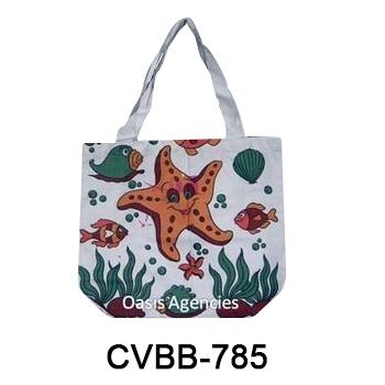 Cotton Canvas Bag