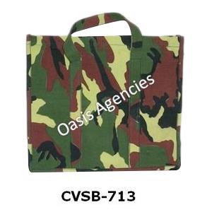 Fancy Canvas Bag