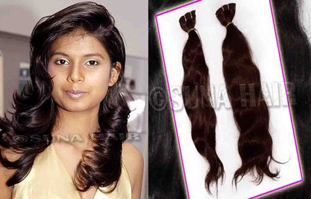 Peruvian Natural Hair