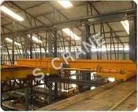 Hand Operated Overhead Traveling Cranes
