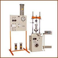 Electronic Triaxial Testing Machine