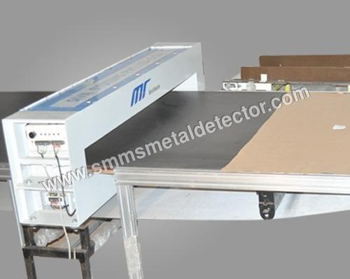 Multi Channel Metal Detector