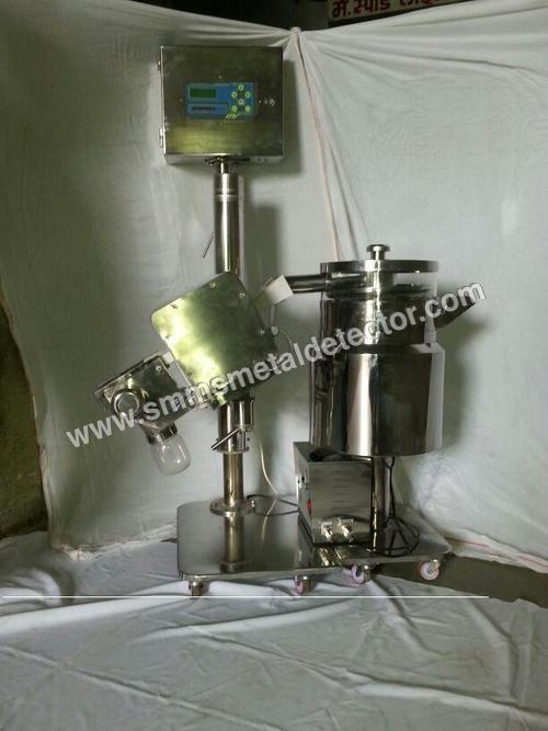 Metal Detector Combo Unit