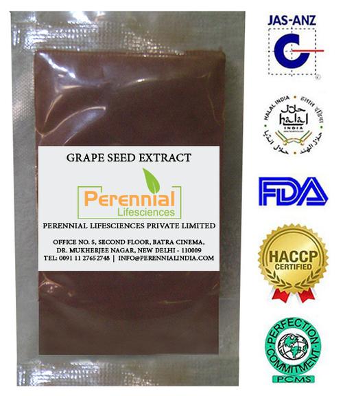 Grape seeds extract