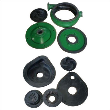 Vacseal Galighar Denver Type Pump Spares