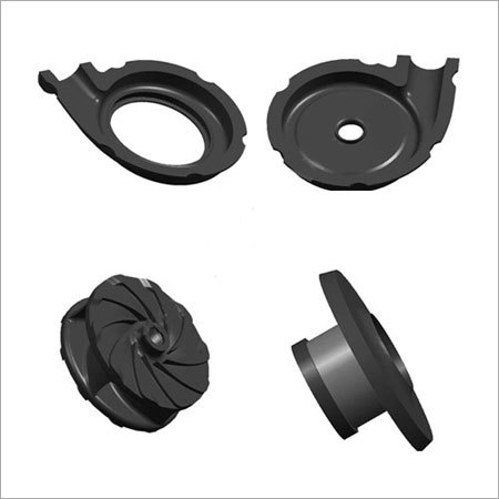 Warman Type Slurry Pump Parts