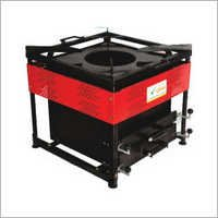 Commercial Biomass Stove