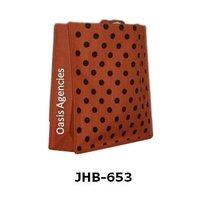 Printed Jute Handbags