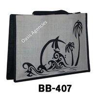 Designer Jute Beach Bags