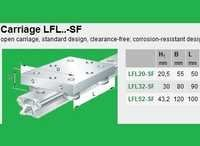 INA Guide Ways LFL Series 20 32 52 SF E sf