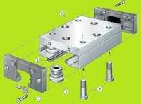 INA Track Roller Guide Way