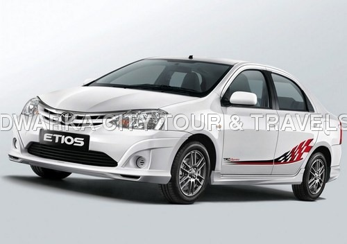 Hire Toyota Etios on Rent