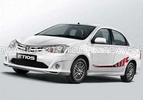 Hire Toyota Etios on Rent