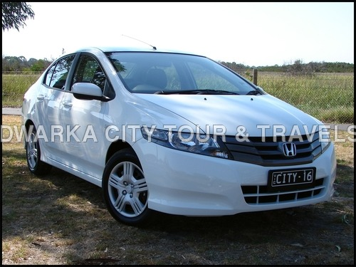 Honda City Rent Services