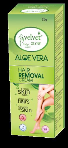 Velvet Glow Hair Removal Cream(AloeVera)