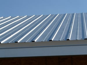 Trapezoidal Profile Roofing Sheets