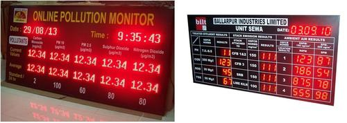 LED ENVIRONMENT DISPLAY