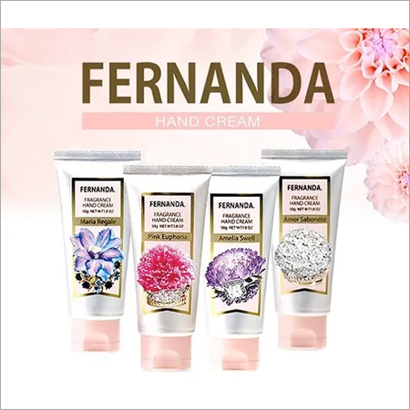FERNANDA Fragrance Hand Cream 50g