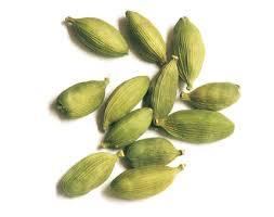 Green Cardamom From India