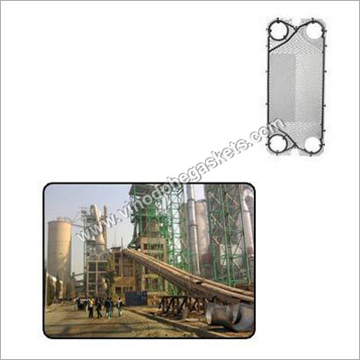 PHE Gasket for Cement Plant
