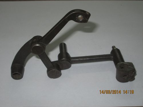 Industrial Thread Take Up Lever and Link Set