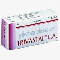 Trivastal LA 50mg Piribedil Tablets