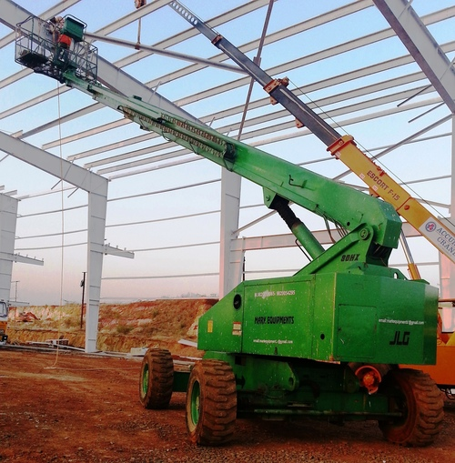 Industrial Material Handling Boom Lift
