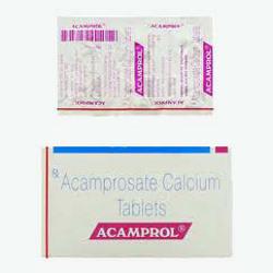 Acamprosate 333mg Tablet