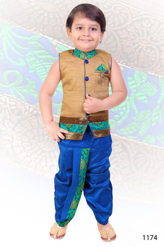 Boys Dhoti Jacket