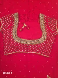 Stylish Indian Saree Blouse
