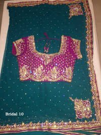 Designer Party Wear Saree Blouse