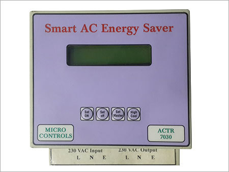 Smart AC Energy Saver