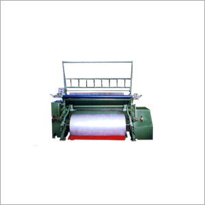 Warping Drum Driven Machine