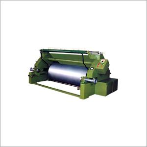 Textile Drum Driven Warping Machine