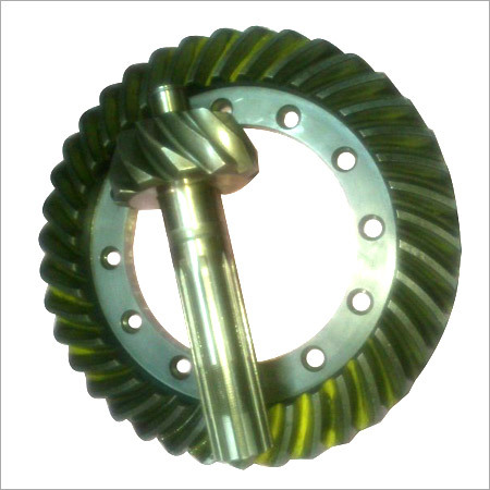 Massey Ferguson Crown Wheel Pinion