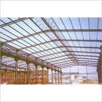 Poultry Feed Steel Structure
