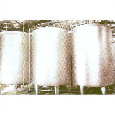 Sugar Cane Storage Tanks