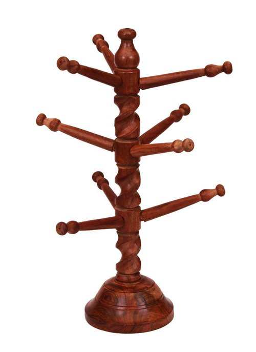 Jewelery Tree Stand Wooden