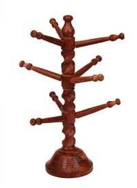 Jewelery Tree Stand Wooden