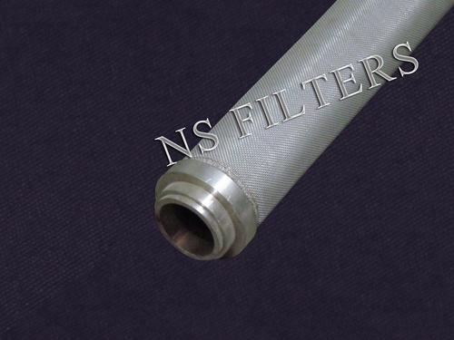 Sintered Metal Candle Filter