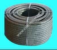 Lubricated and Graphited Fiber Glass Rope