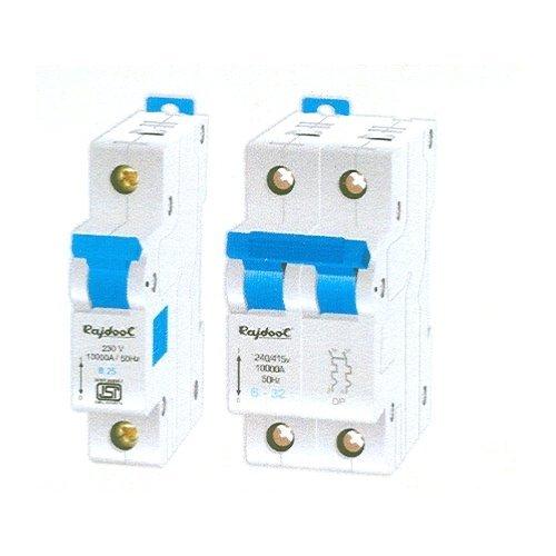 Miniature Circuit Breakers(MCB)