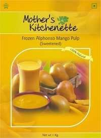 Frozen Mango Slice